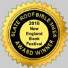 2016 Great Midwest Book Festival Book Award for the Slate Roof Bible, 3rd Edition